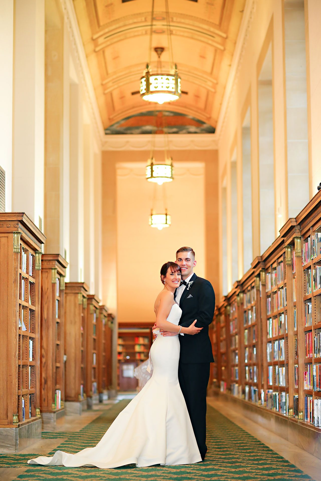 Christine Ryan Indianapolis Central Library Wedding 056