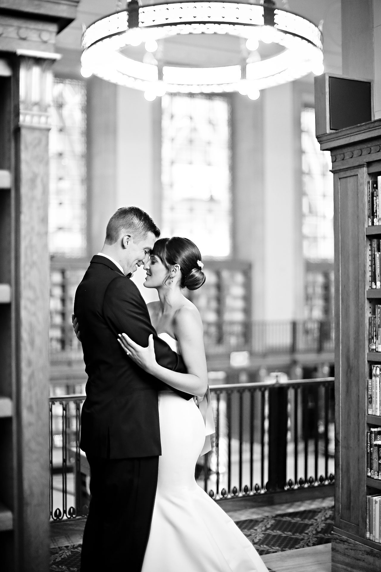 Christine Ryan Indianapolis Central Library Wedding 059