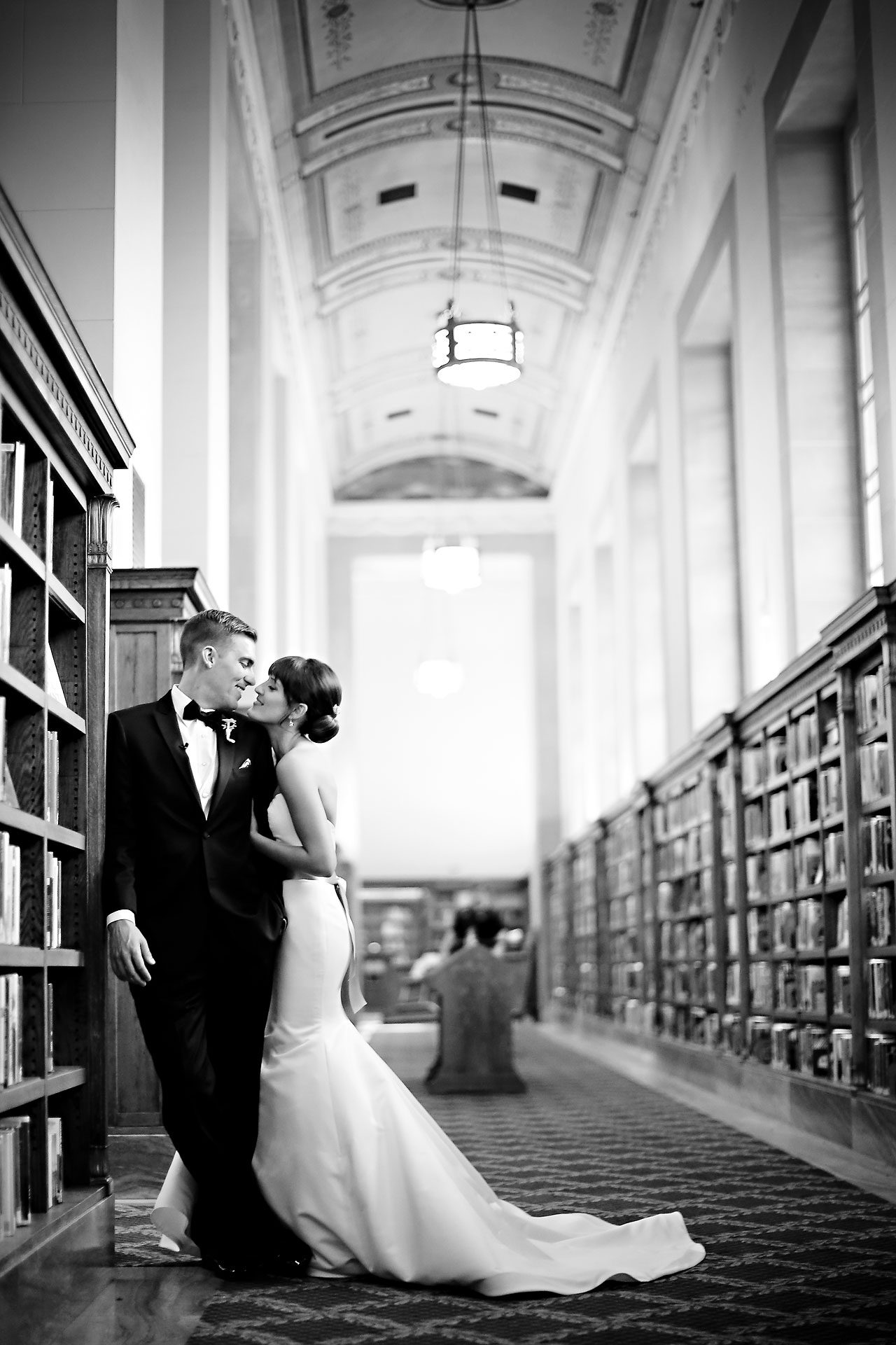 Christine Ryan Indianapolis Central Library Wedding 062