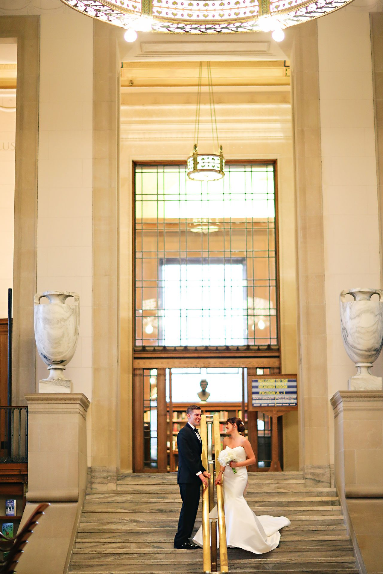 Christine Ryan Indianapolis Central Library Wedding 065