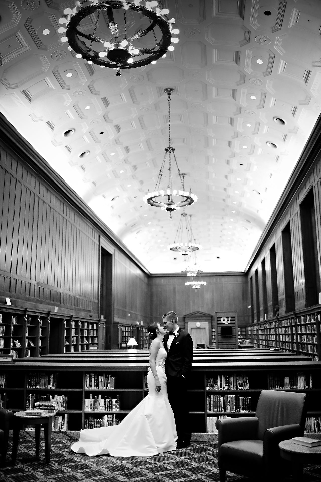 Christine Ryan Indianapolis Central Library Wedding 066