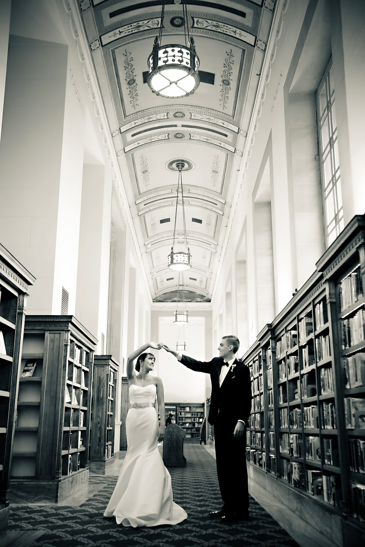 Christine Ryan Indianapolis Central Library Wedding 067