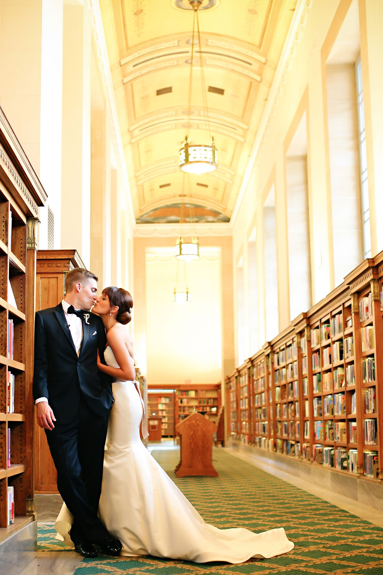 Christine Ryan Indianapolis Central Library Wedding 070