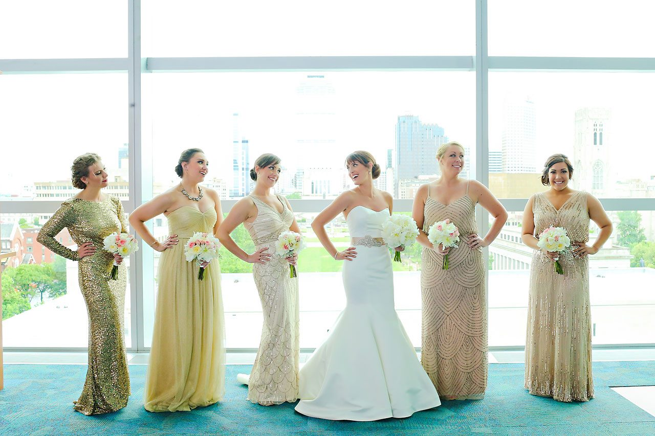 Christine Ryan Indianapolis Central Library Wedding 110
