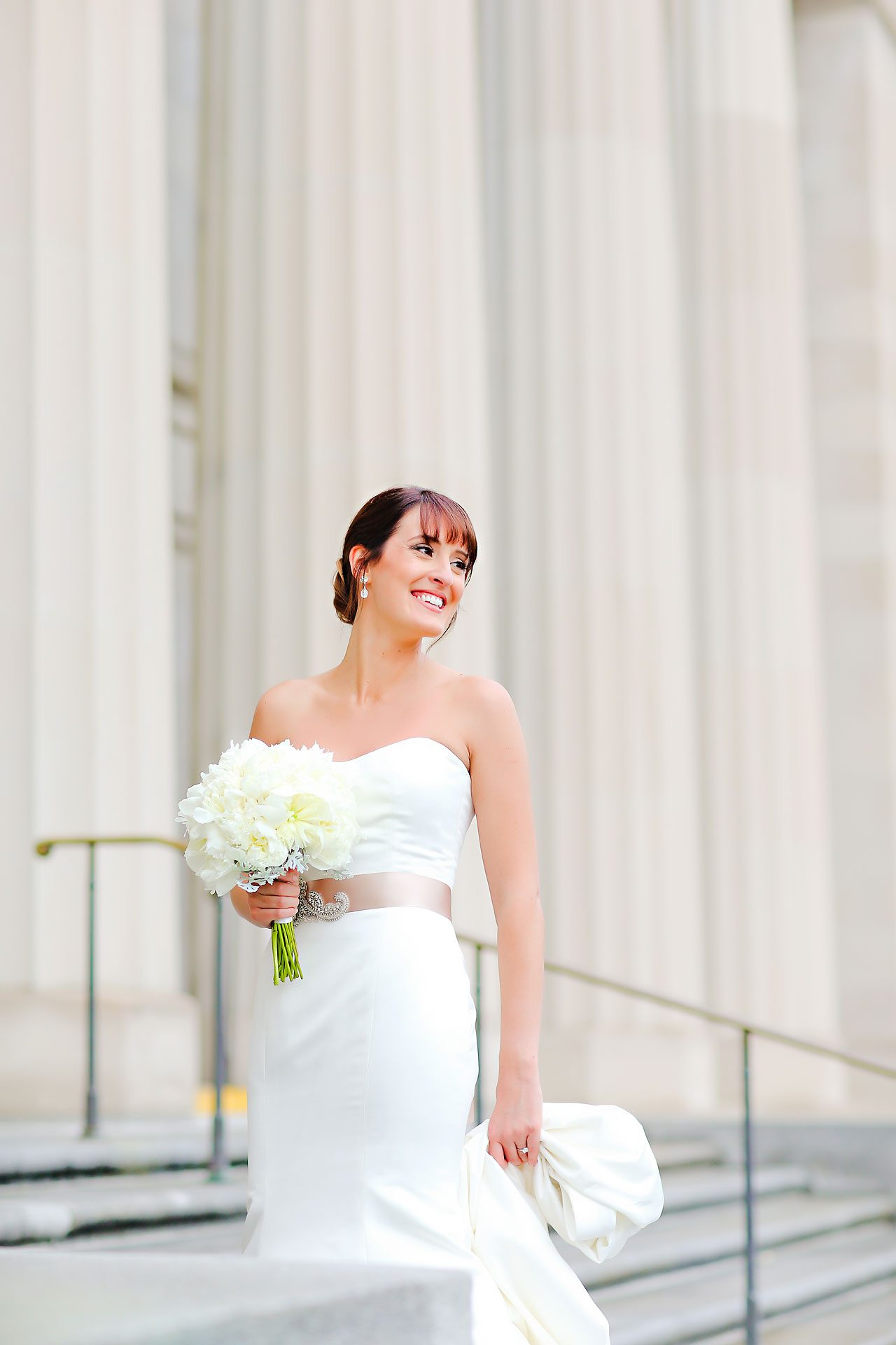 Christine Ryan Indianapolis Central Library Wedding 114
