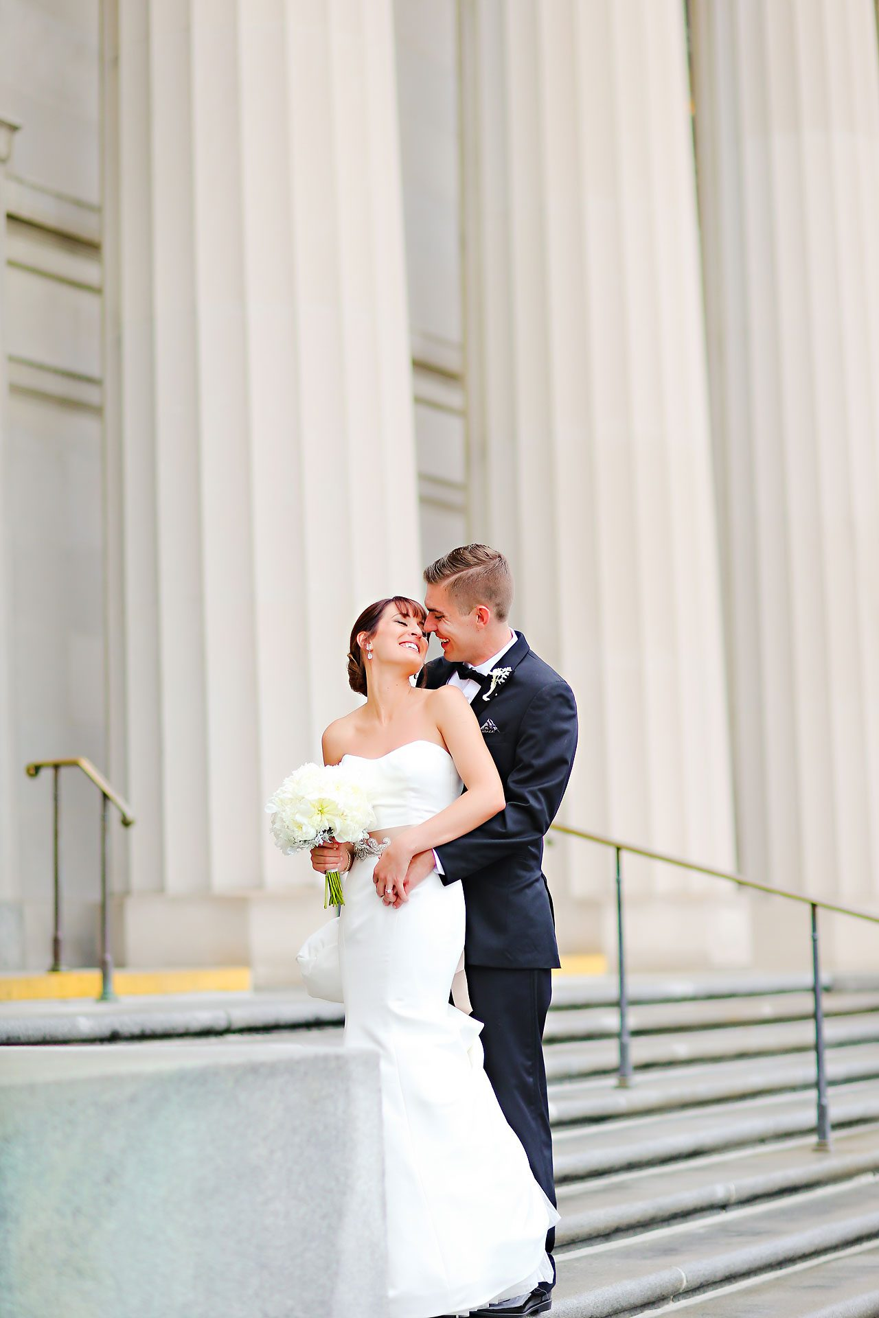 Christine Ryan Indianapolis Central Library Wedding 127