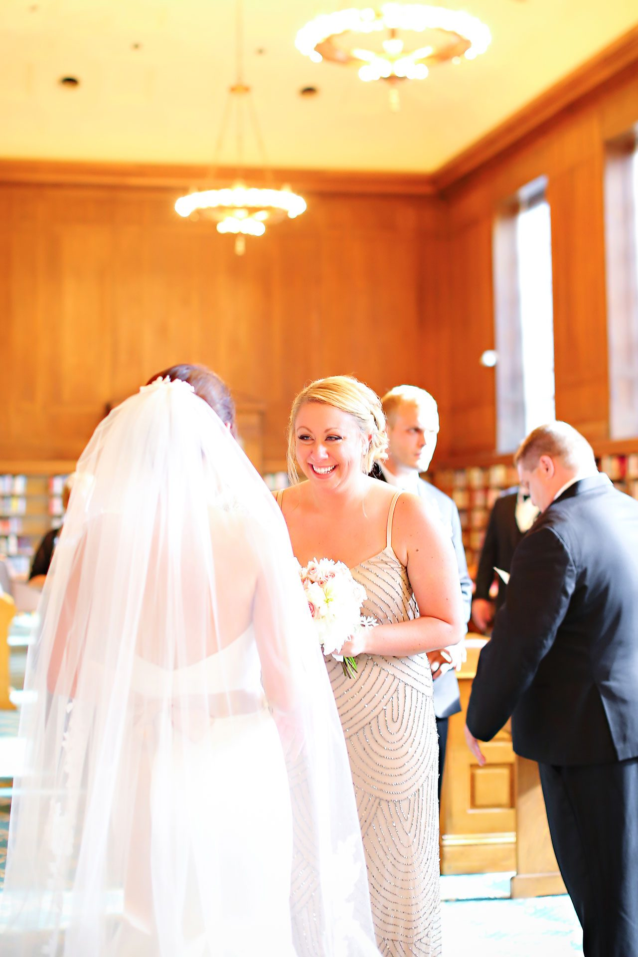 Christine Ryan Indianapolis Central Library Wedding 158