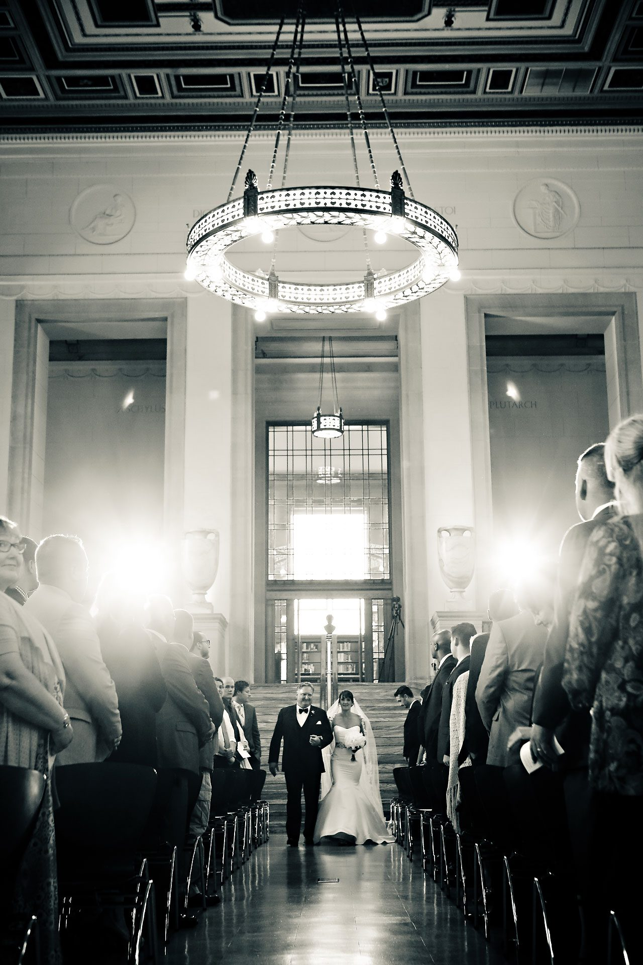 Christine Ryan Indianapolis Central Library Wedding 164