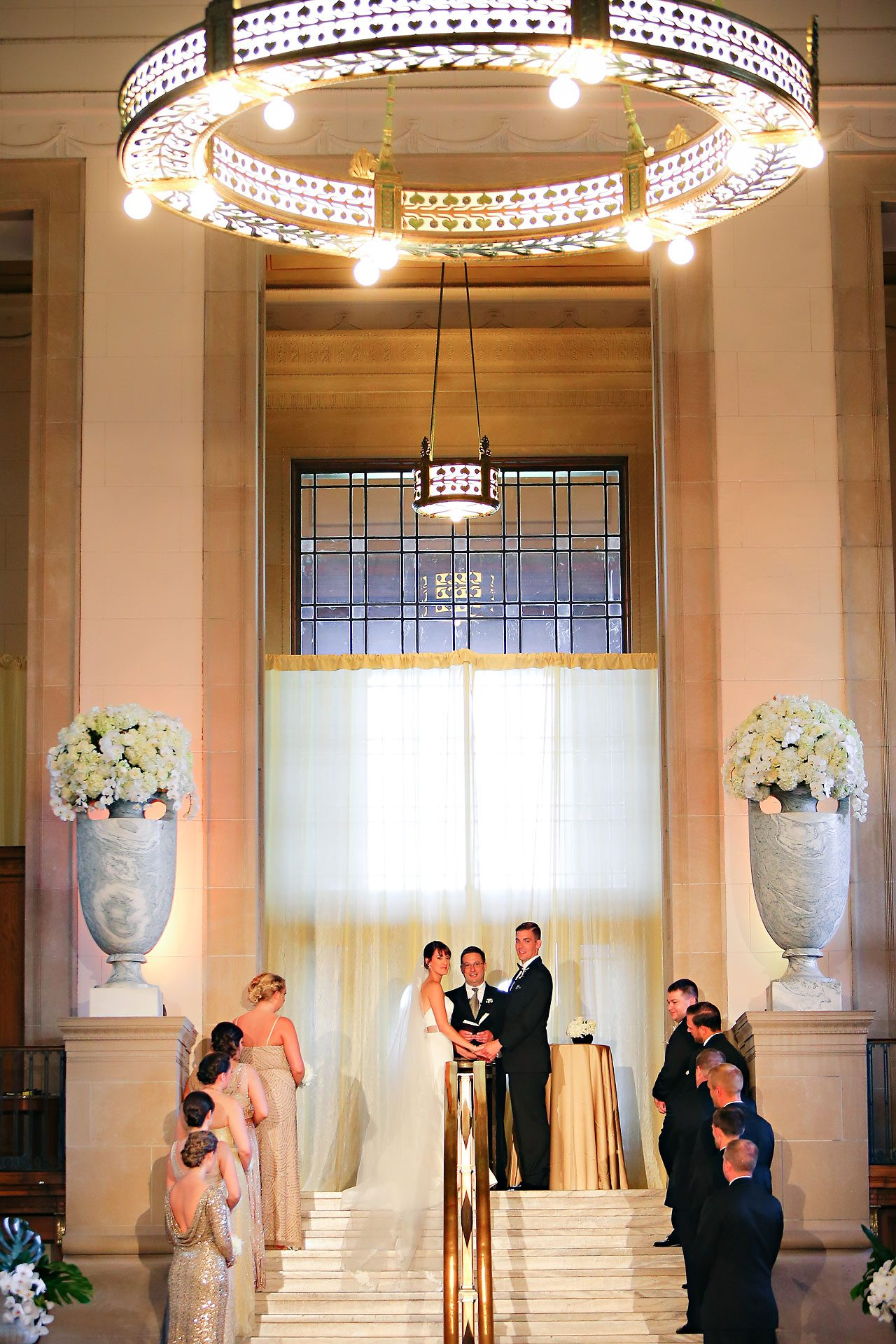 Christine Ryan Indianapolis Central Library Wedding 170