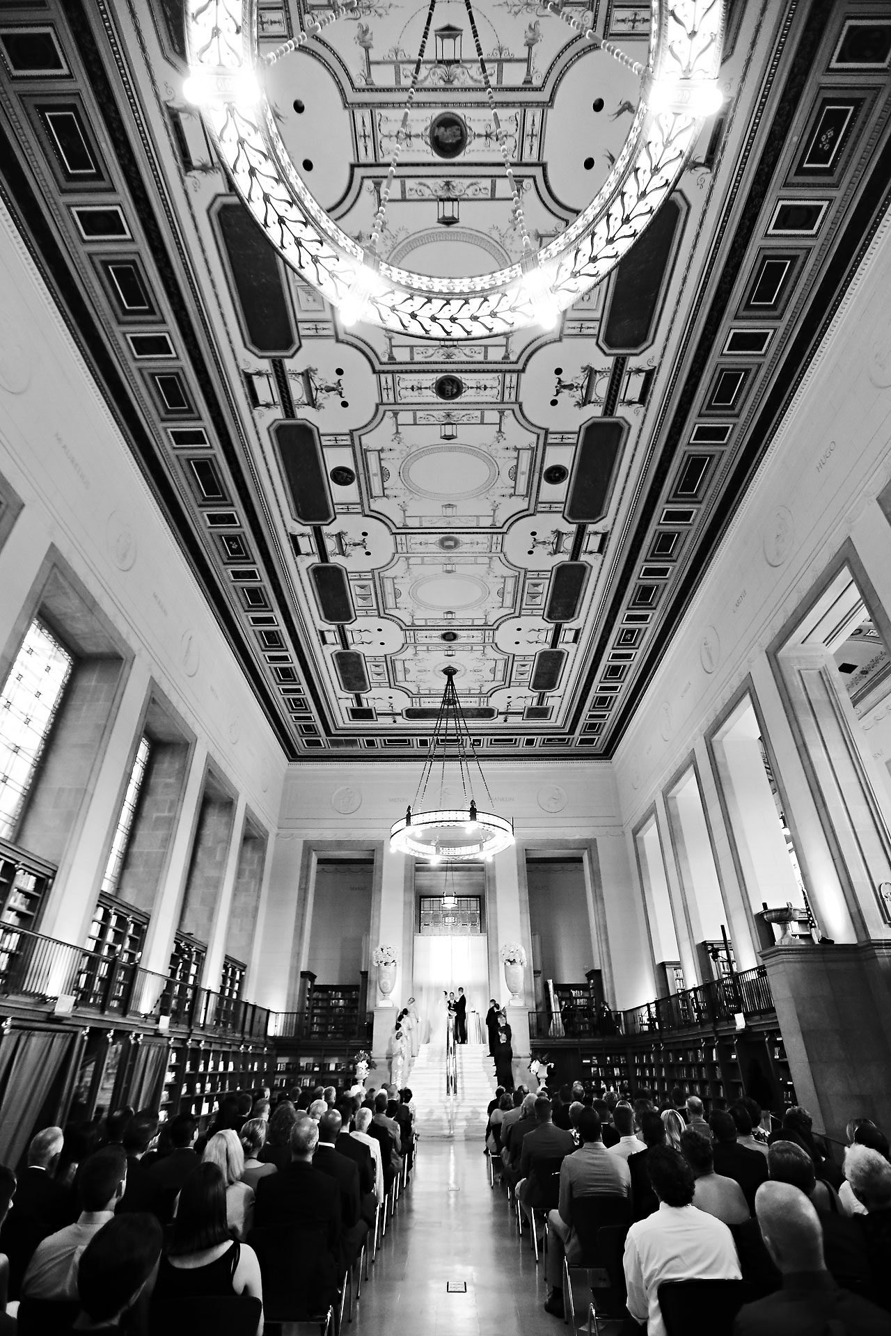 Christine Ryan Indianapolis Central Library Wedding 174