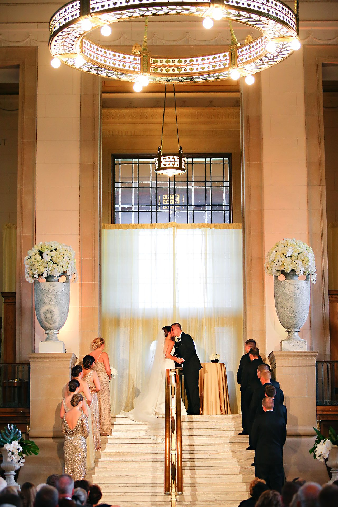 Christine Ryan Indianapolis Central Library Wedding 176