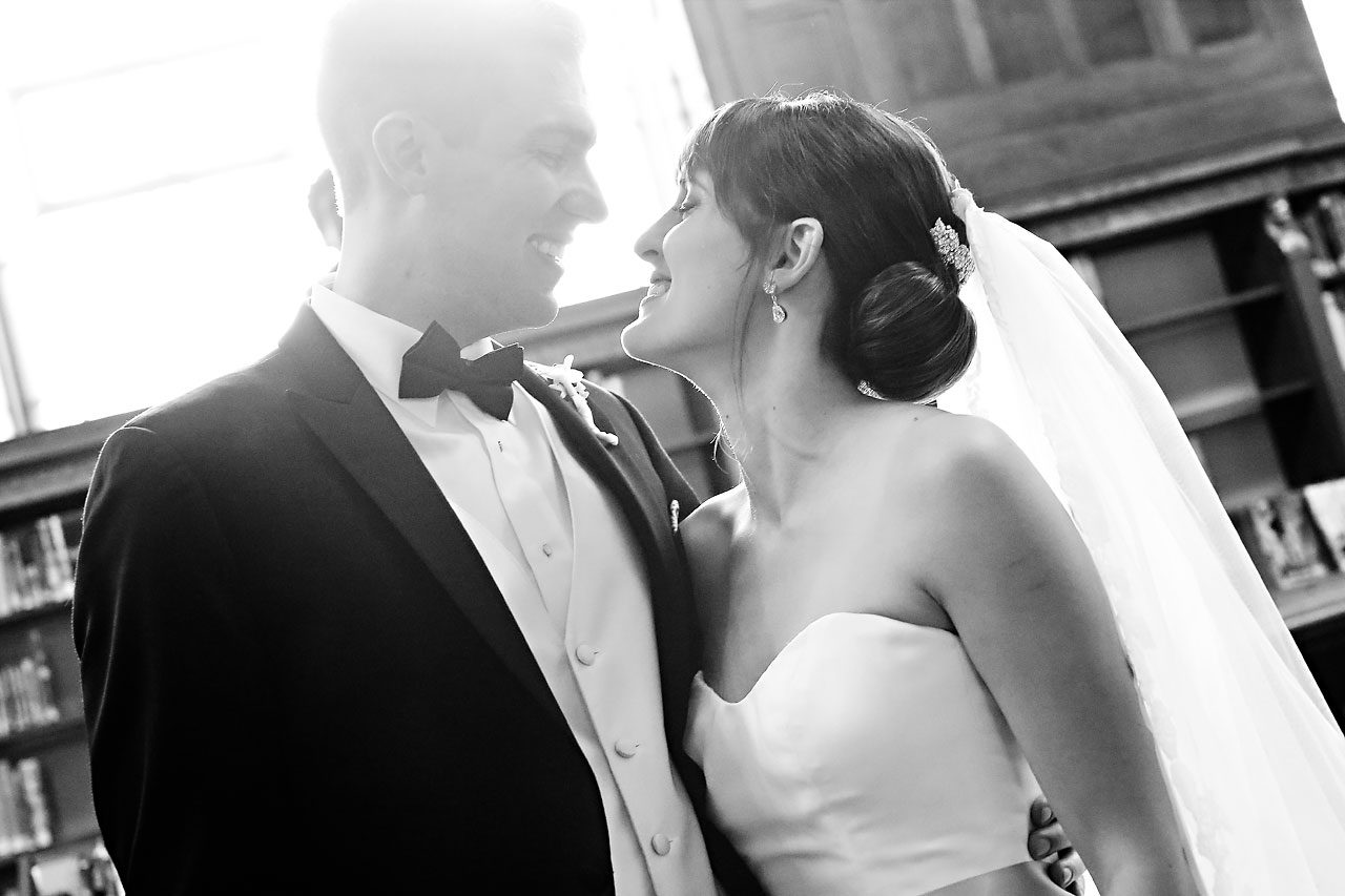 Christine Ryan Indianapolis Central Library Wedding 180