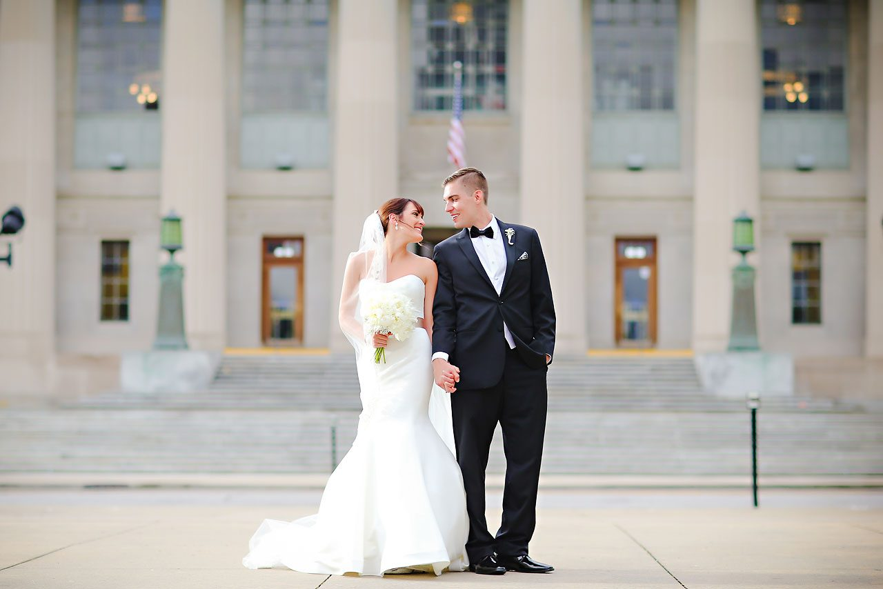 Christine Ryan Indianapolis Central Library Wedding 192