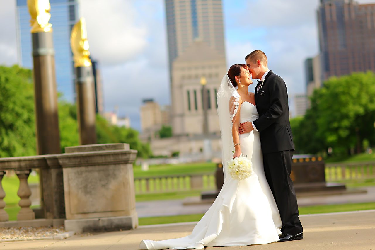 Christine Ryan Indianapolis Central Library Wedding 195