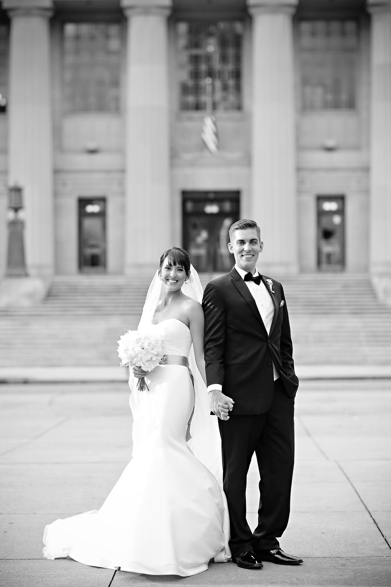 Christine Ryan Indianapolis Central Library Wedding 199