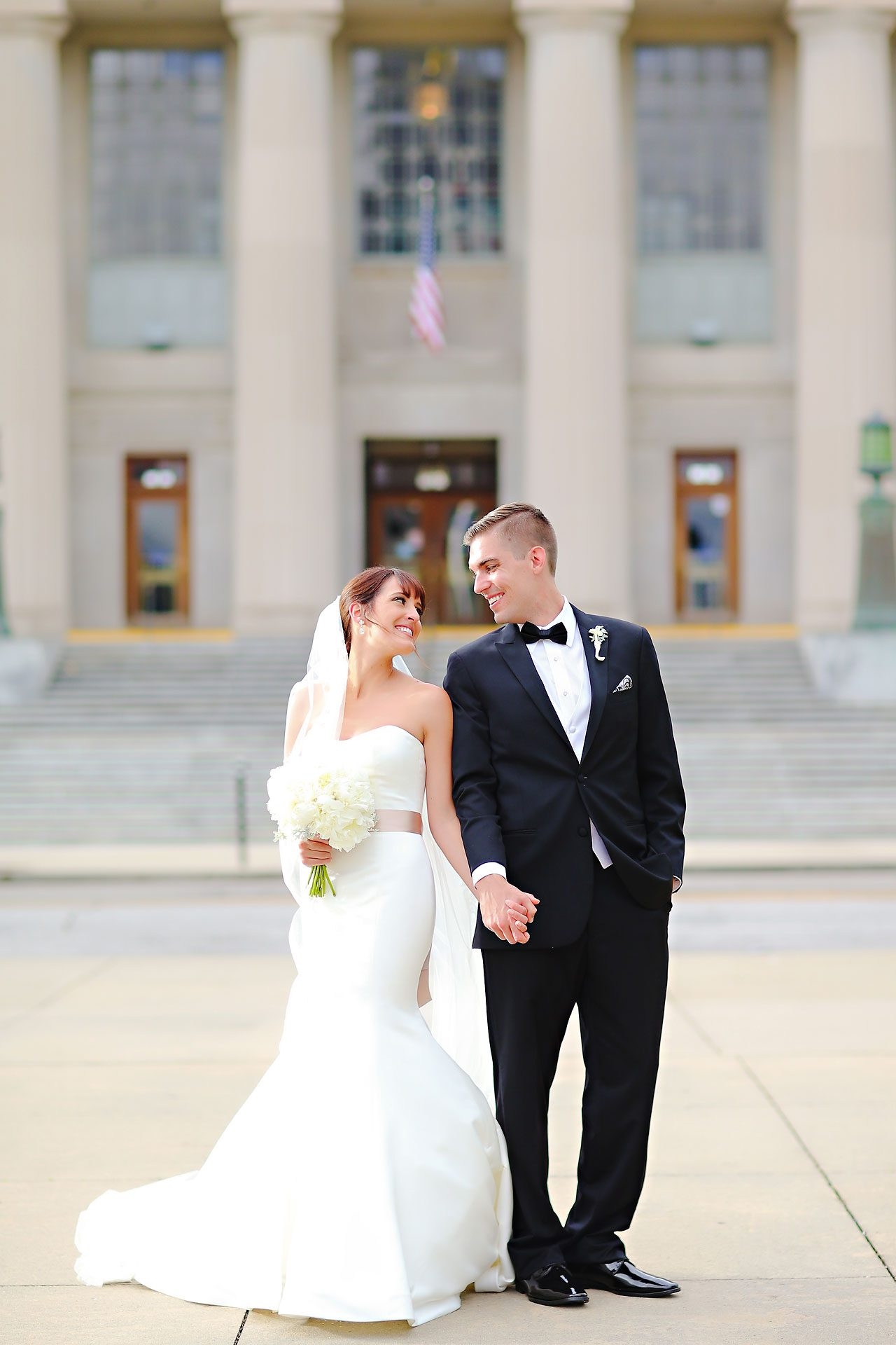 Christine Ryan Indianapolis Central Library Wedding 202