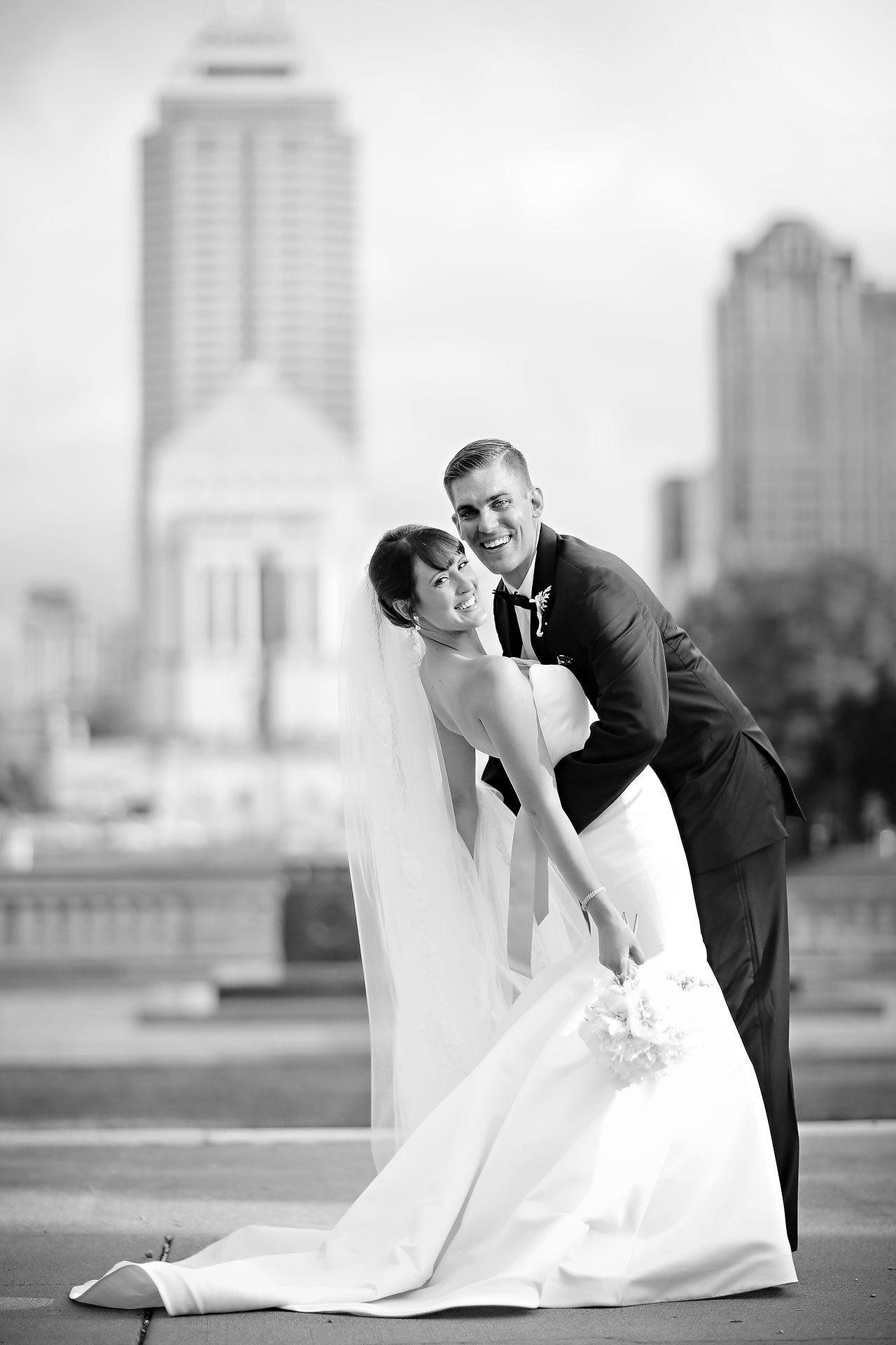 Christine Ryan Indianapolis Central Library Wedding 203