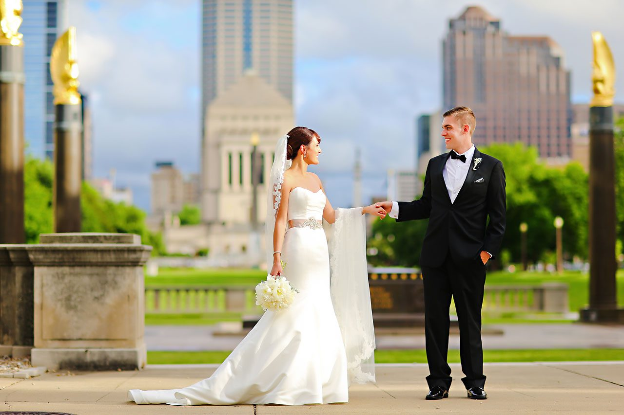 Christine Ryan Indianapolis Central Library Wedding 206