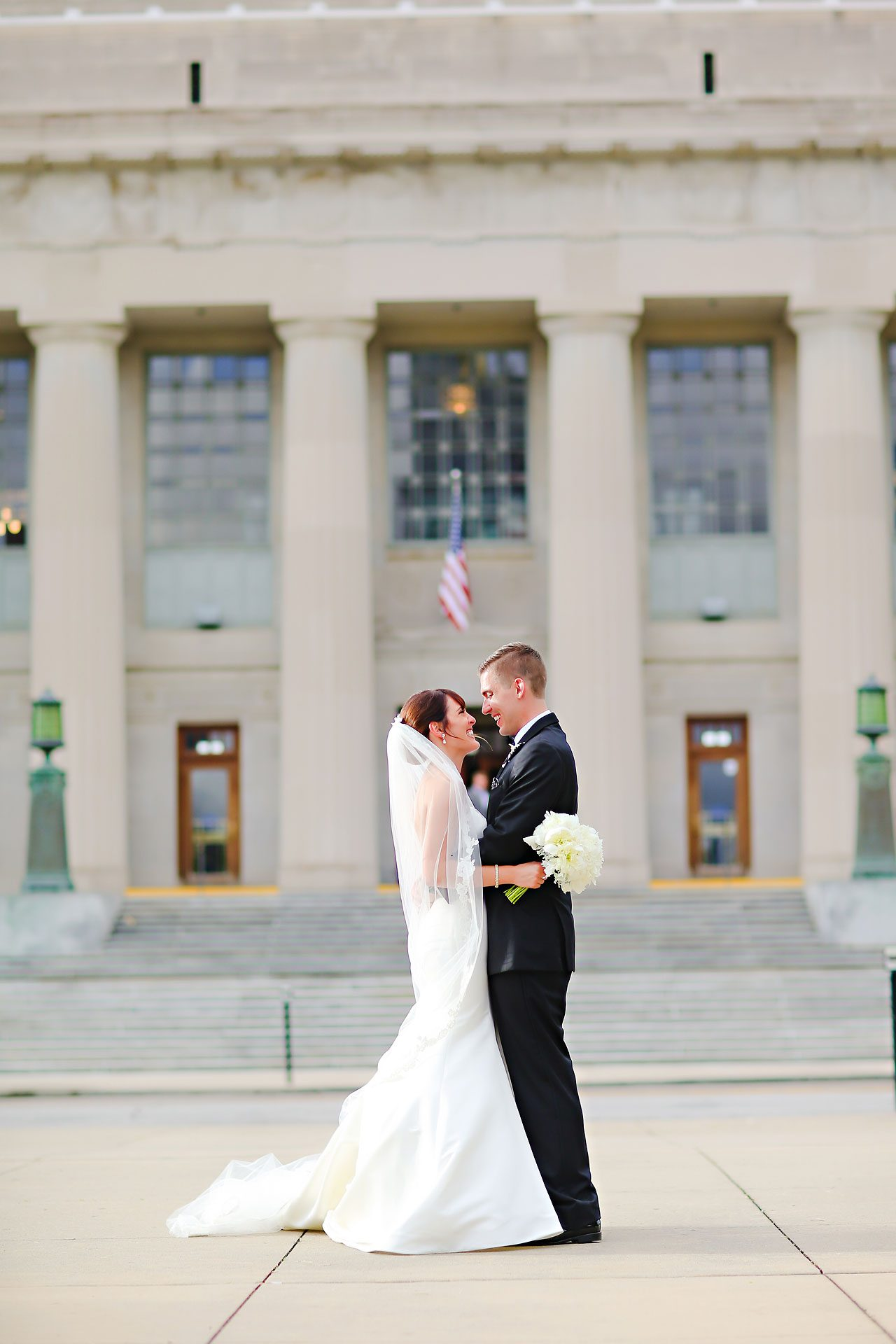 Christine Ryan Indianapolis Central Library Wedding 208