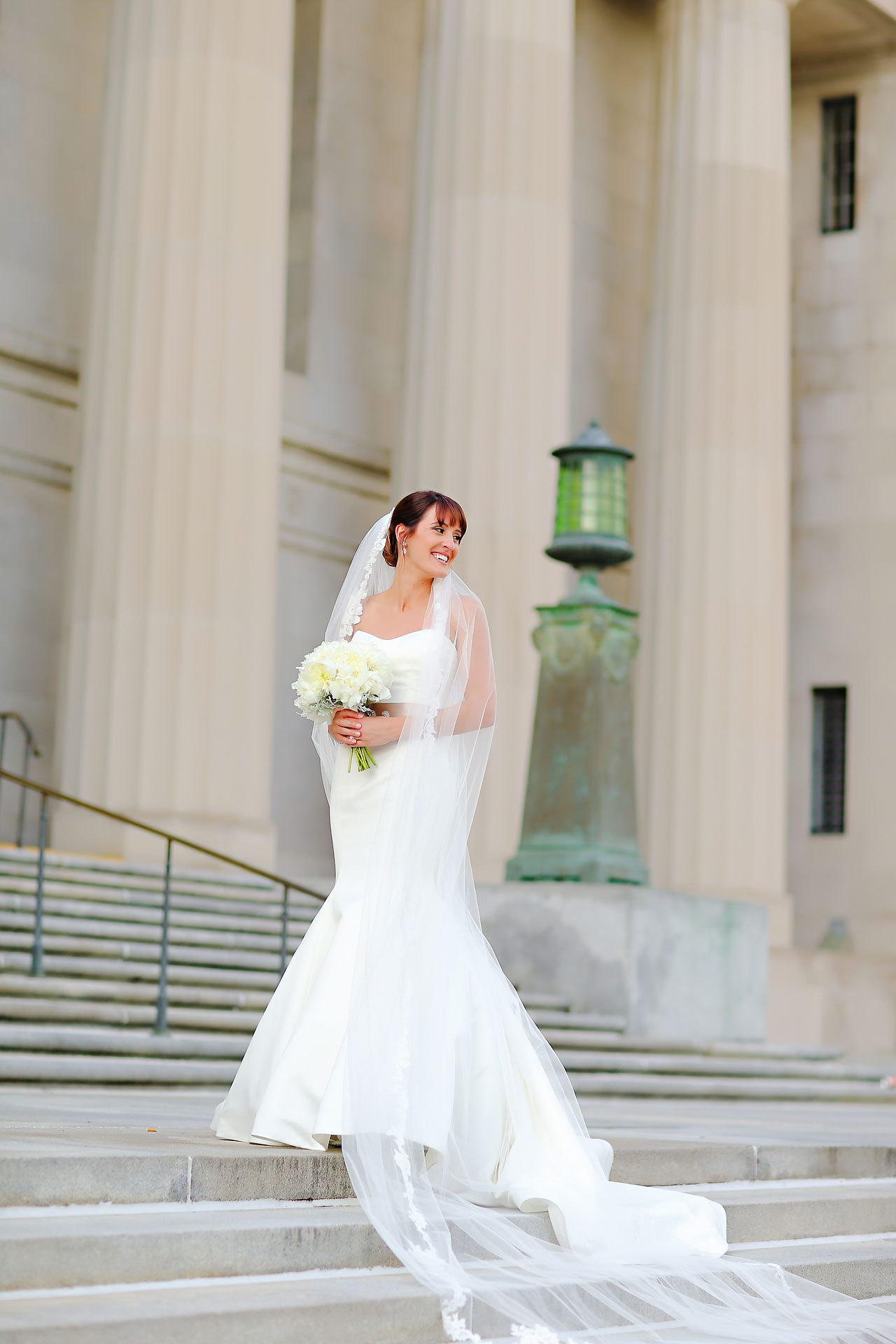 Christine Ryan Indianapolis Central Library Wedding 210