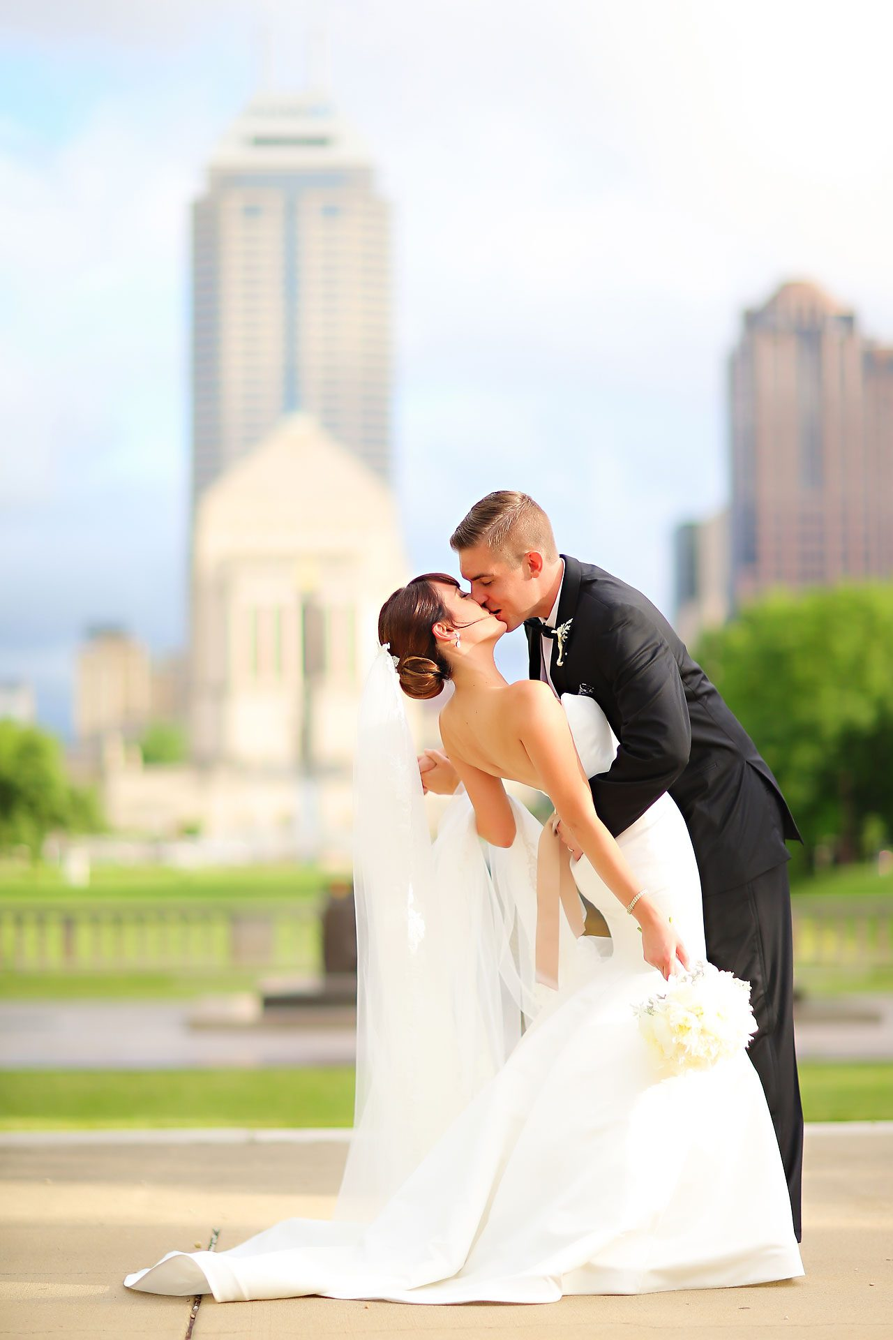 Christine Ryan Indianapolis Central Library Wedding 211
