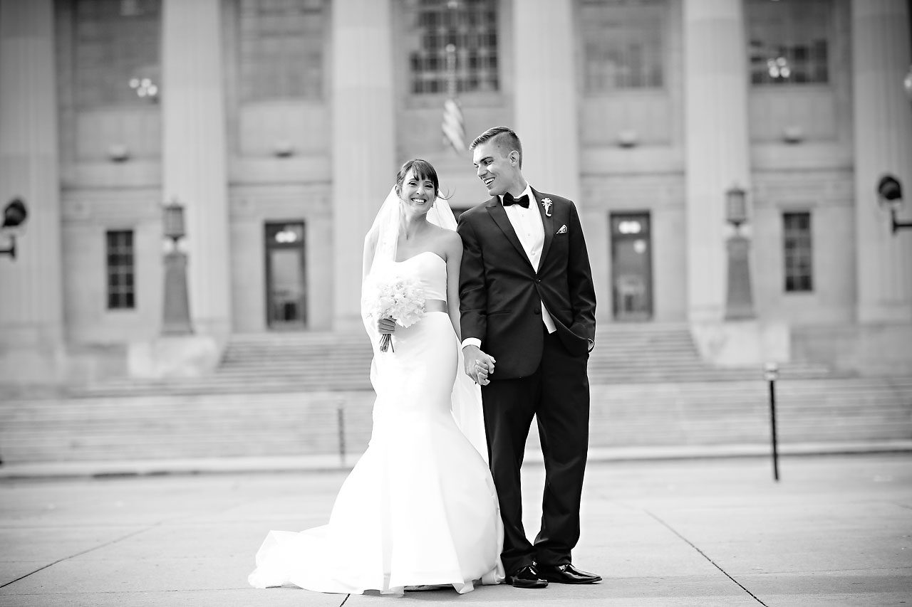Christine Ryan Indianapolis Central Library Wedding 215
