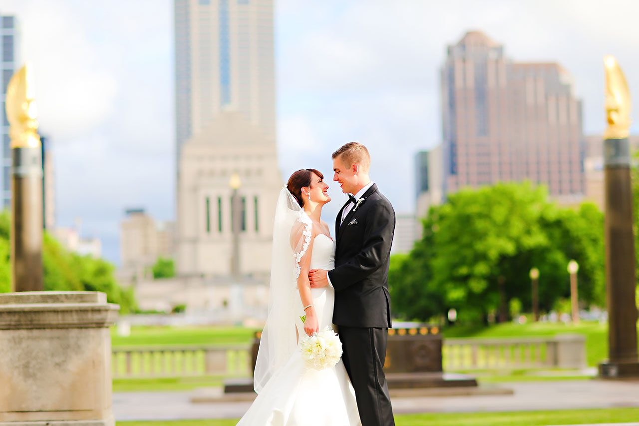 Christine Ryan Indianapolis Central Library Wedding 218
