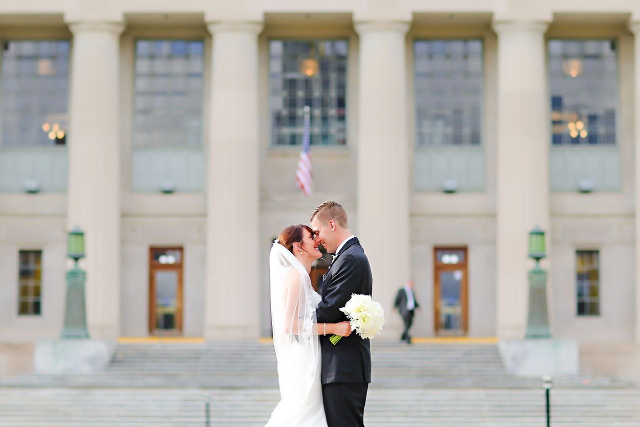 Christine Ryan Indianapolis Central Library Wedding 220