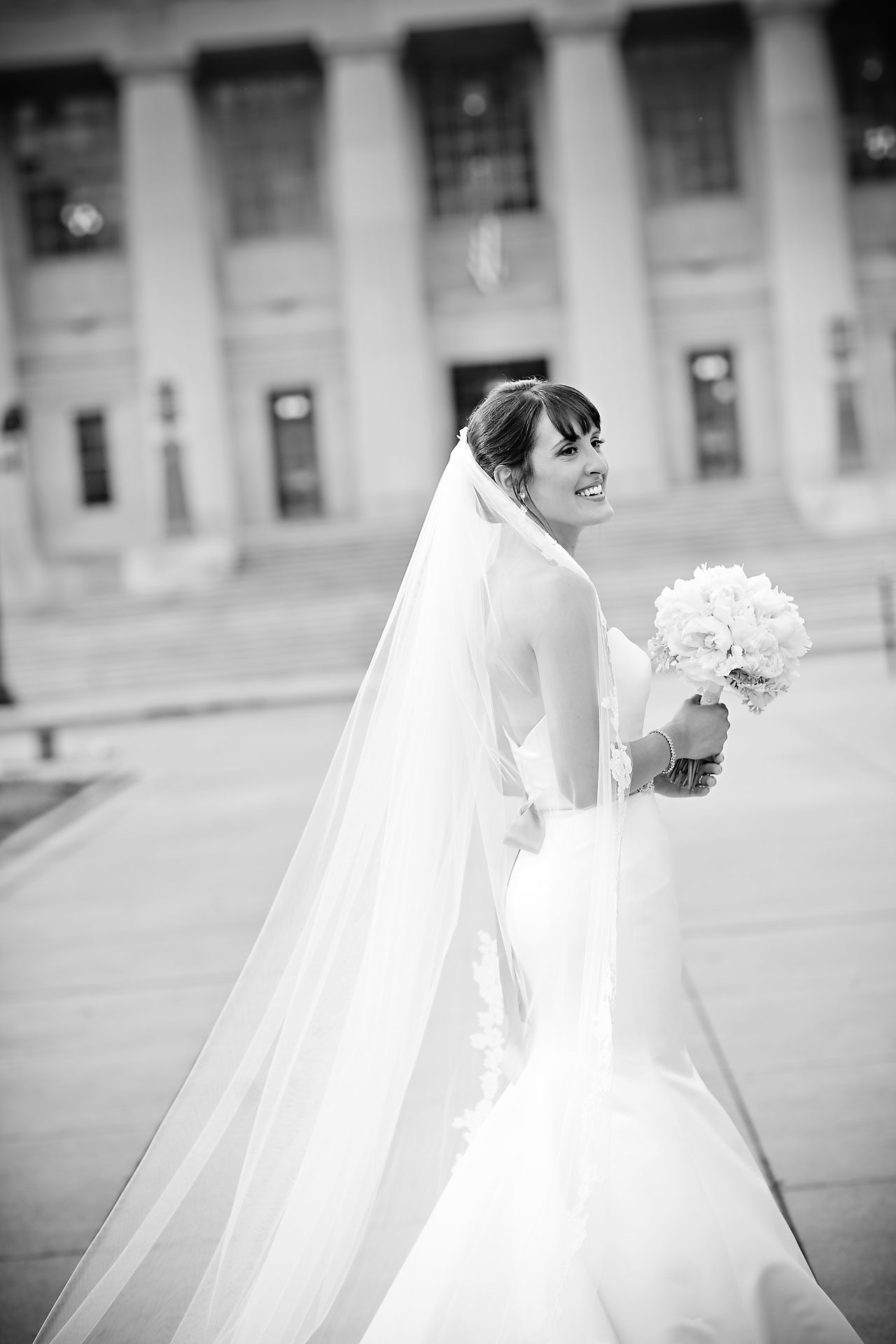 Christine Ryan Indianapolis Central Library Wedding 222