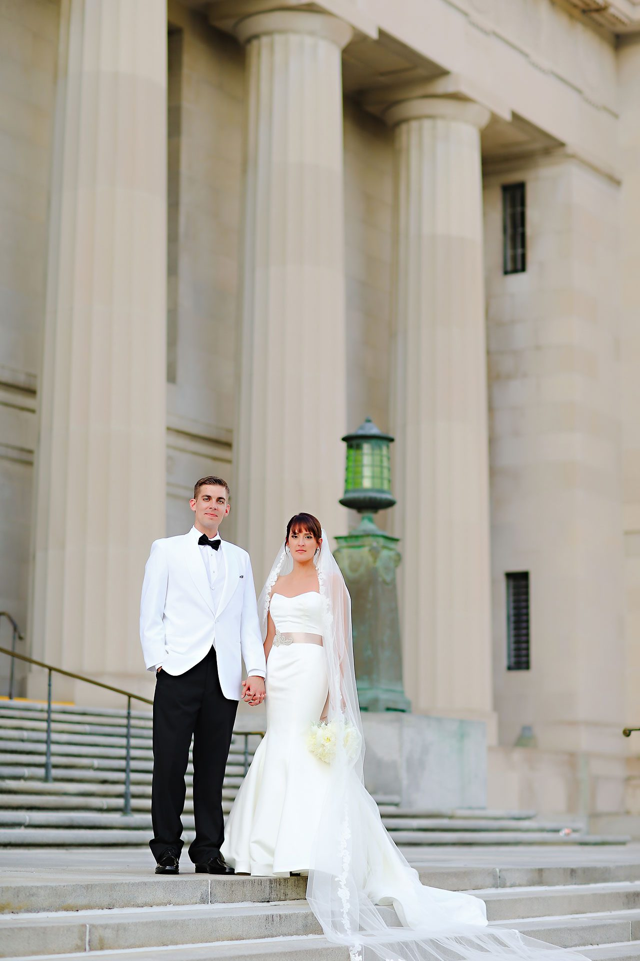 Christine Ryan Indianapolis Central Library Wedding 224