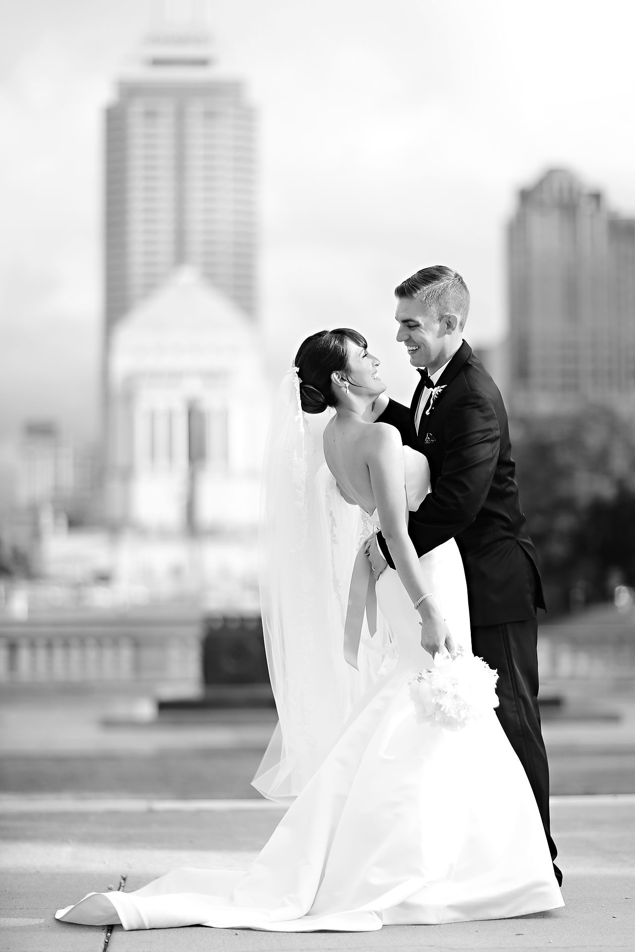 Christine Ryan Indianapolis Central Library Wedding 226