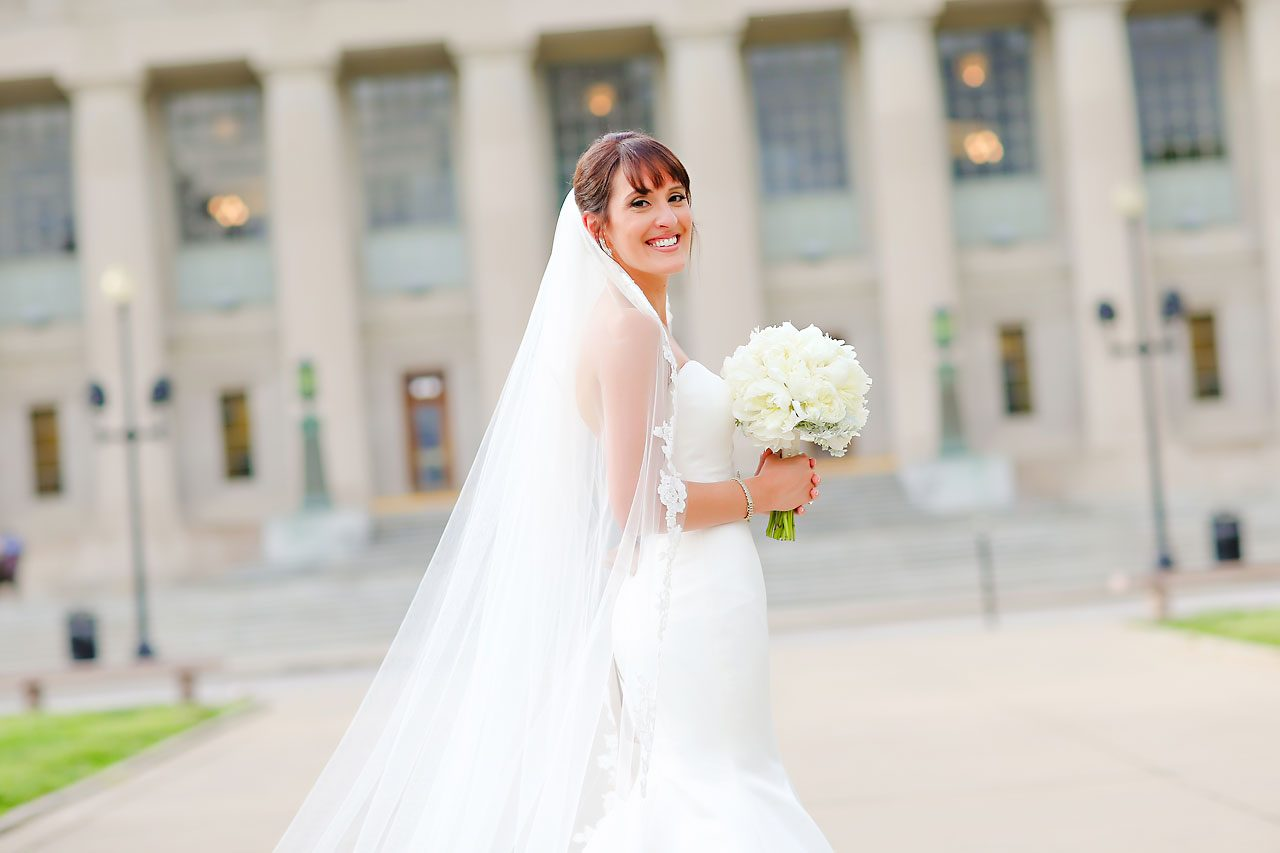 Christine Ryan Indianapolis Central Library Wedding 230