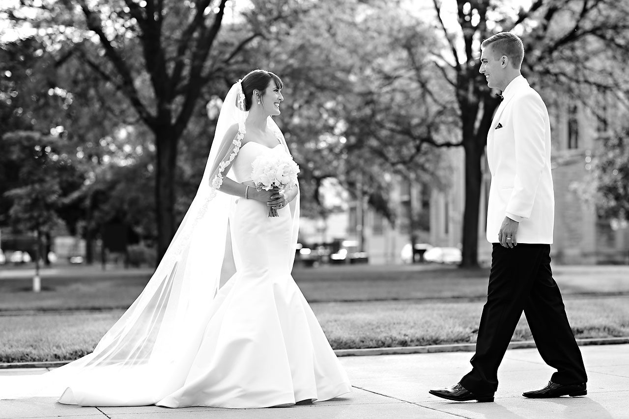 Christine Ryan Indianapolis Central Library Wedding 231