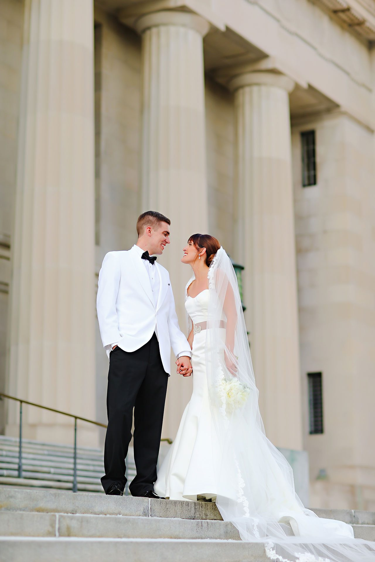 Christine Ryan Indianapolis Central Library Wedding 234