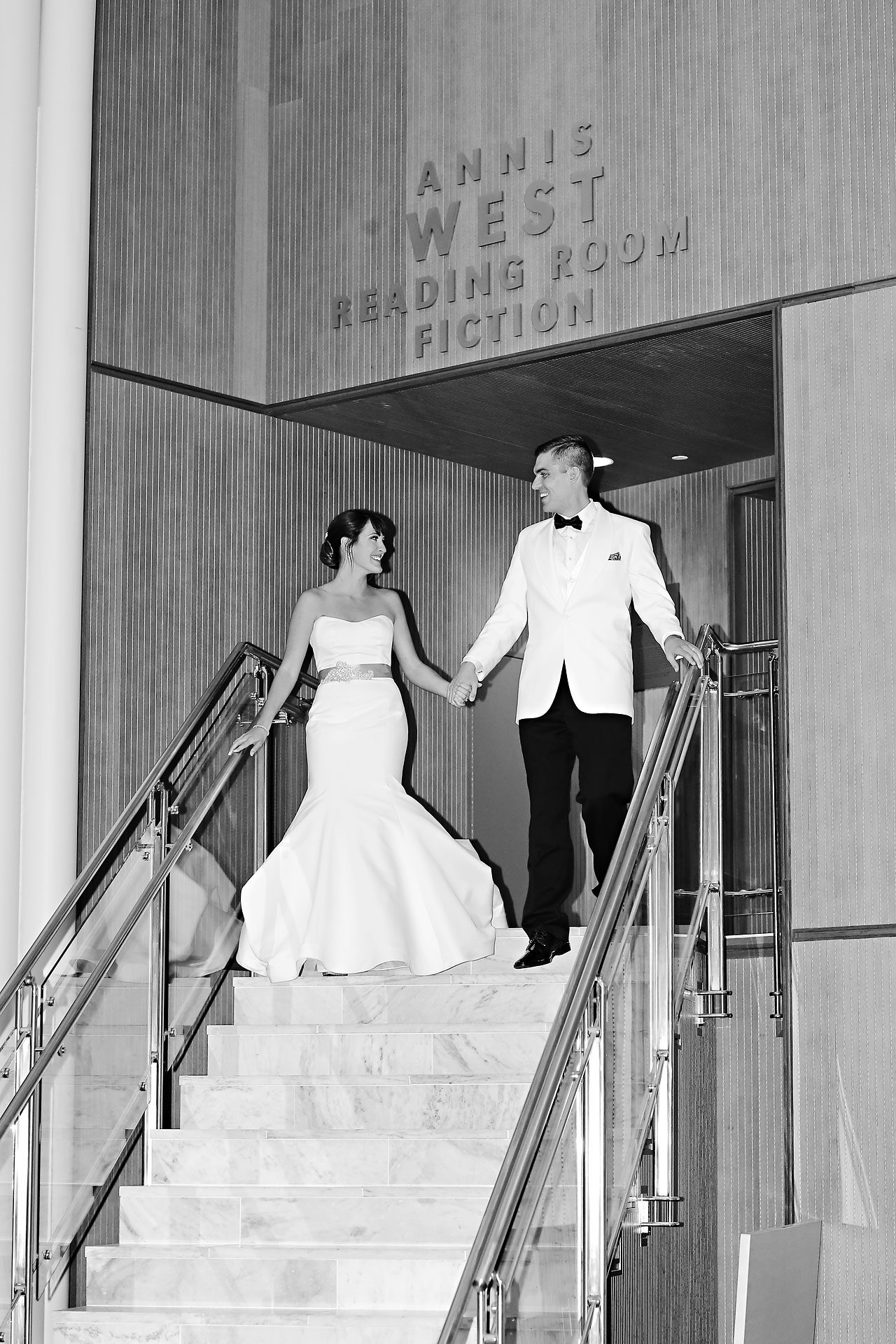 Christine Ryan Indianapolis Central Library Wedding 275