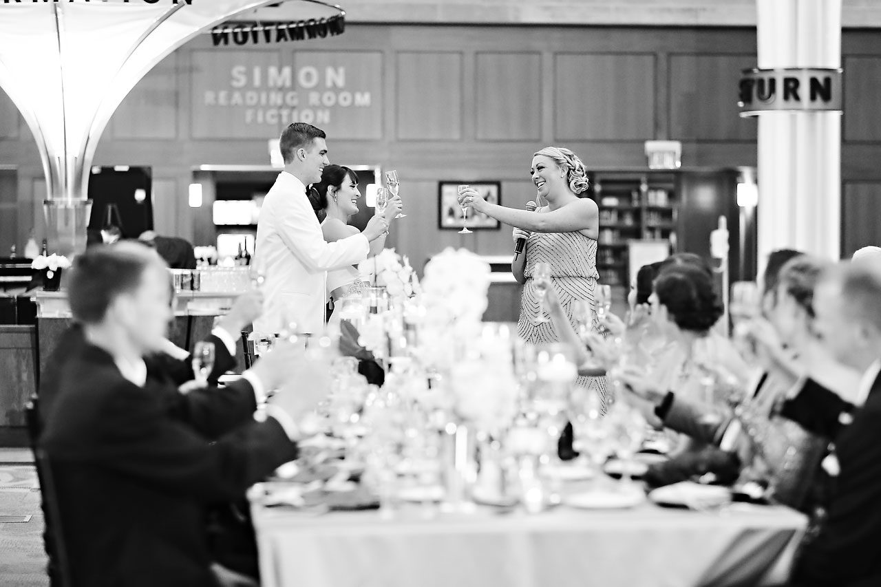 Christine Ryan Indianapolis Central Library Wedding 287