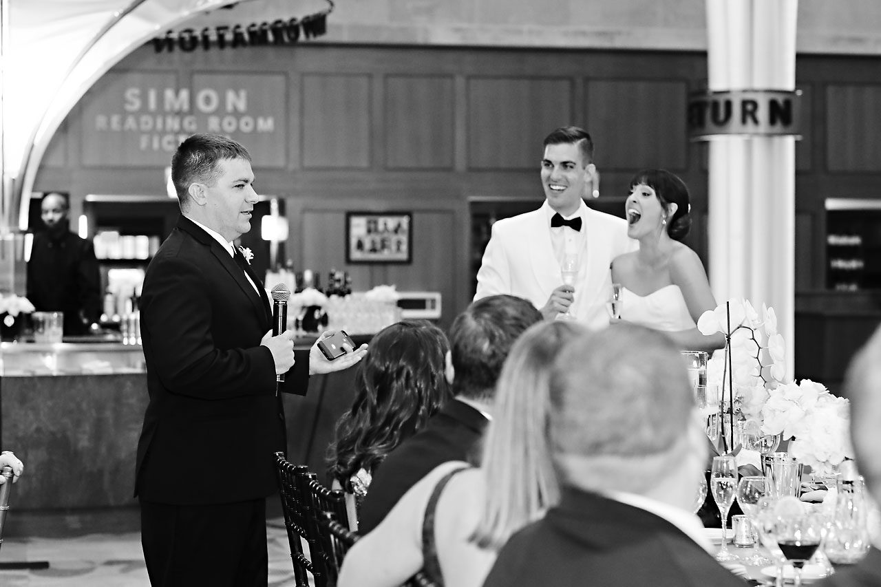 Christine Ryan Indianapolis Central Library Wedding 289