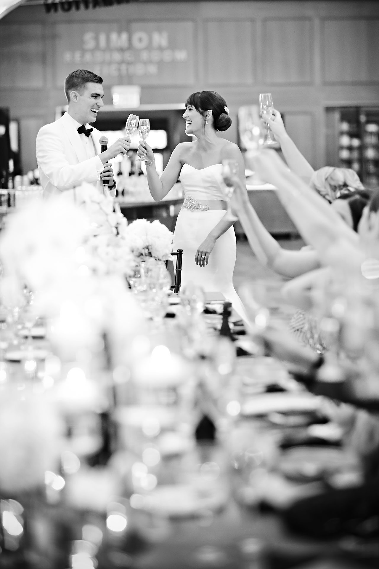 Christine Ryan Indianapolis Central Library Wedding 294
