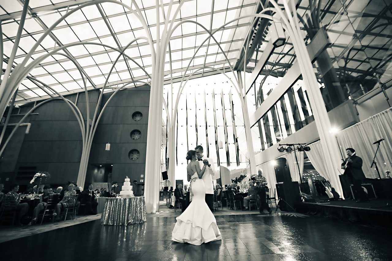 Christine Ryan Indianapolis Central Library Wedding 300