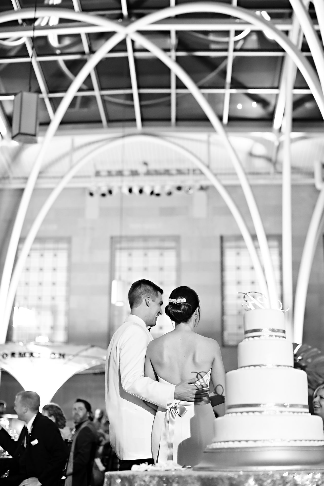 Christine Ryan Indianapolis Central Library Wedding 307