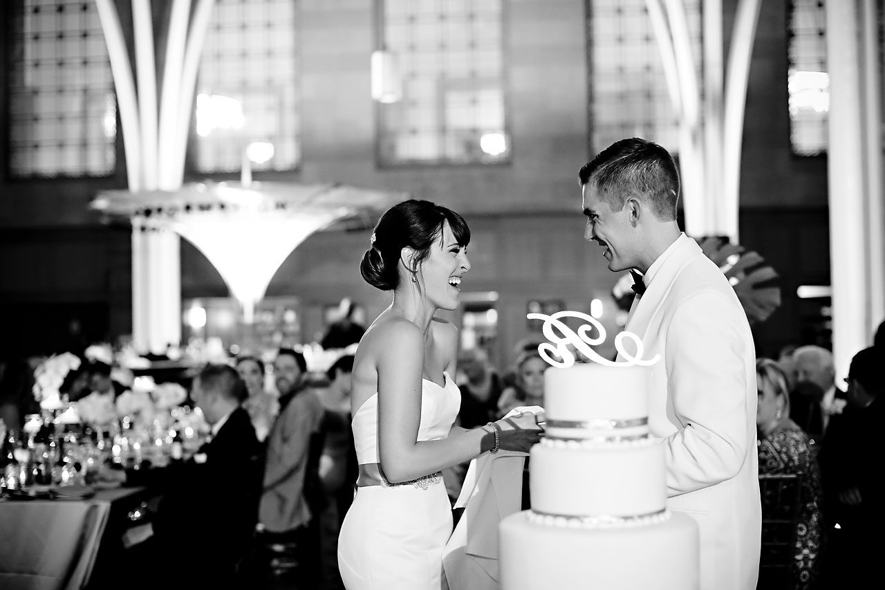 Christine Ryan Indianapolis Central Library Wedding 312