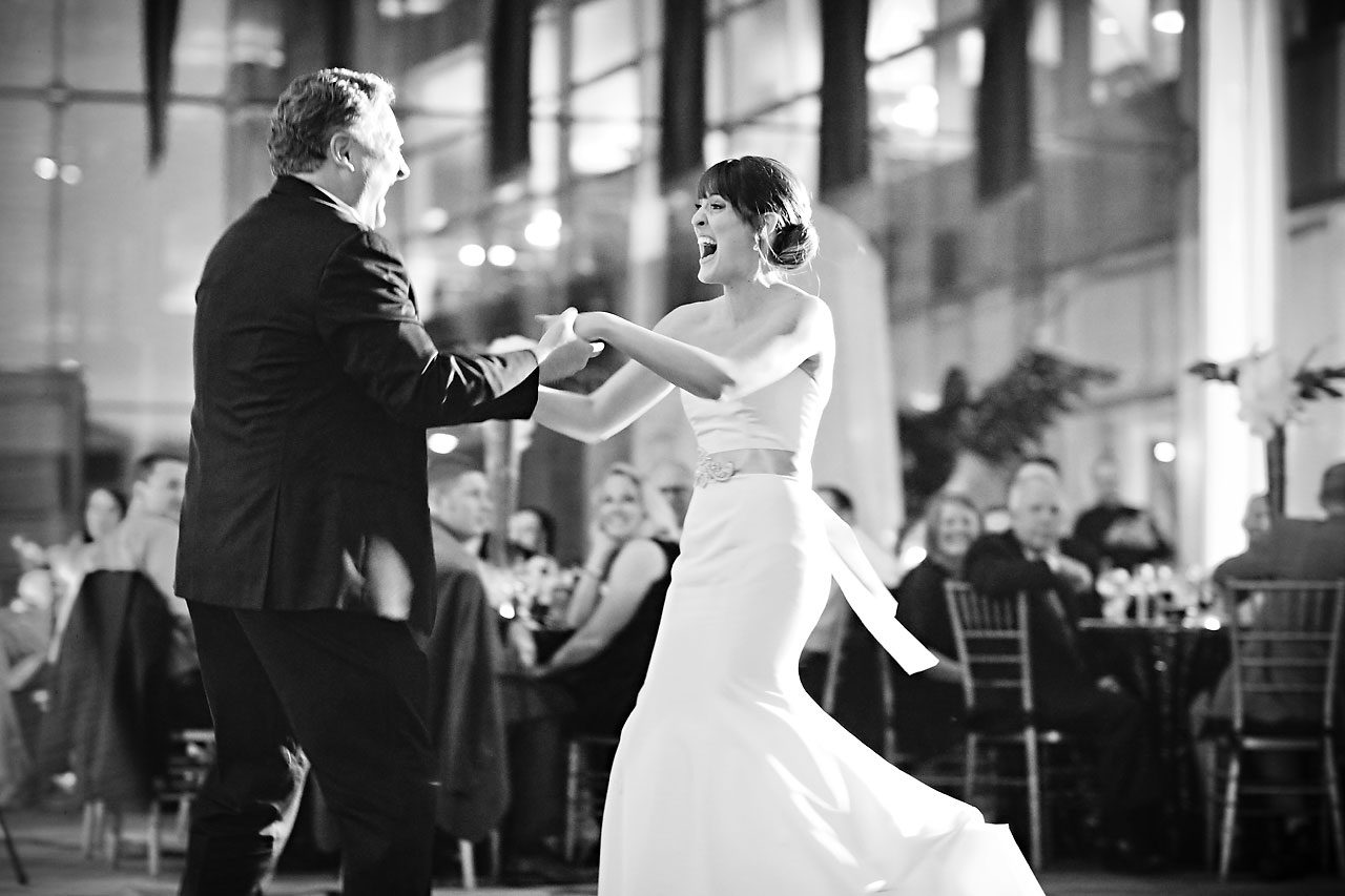 Christine Ryan Indianapolis Central Library Wedding 316