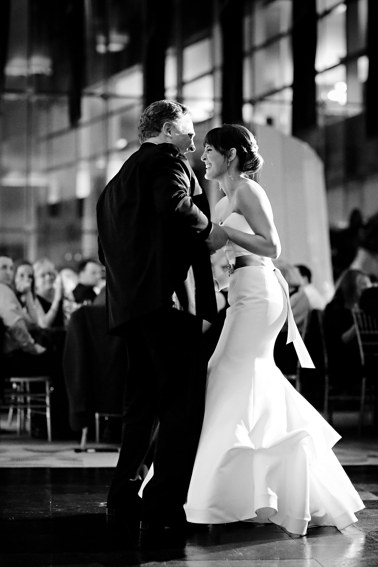 Christine Ryan Indianapolis Central Library Wedding 318