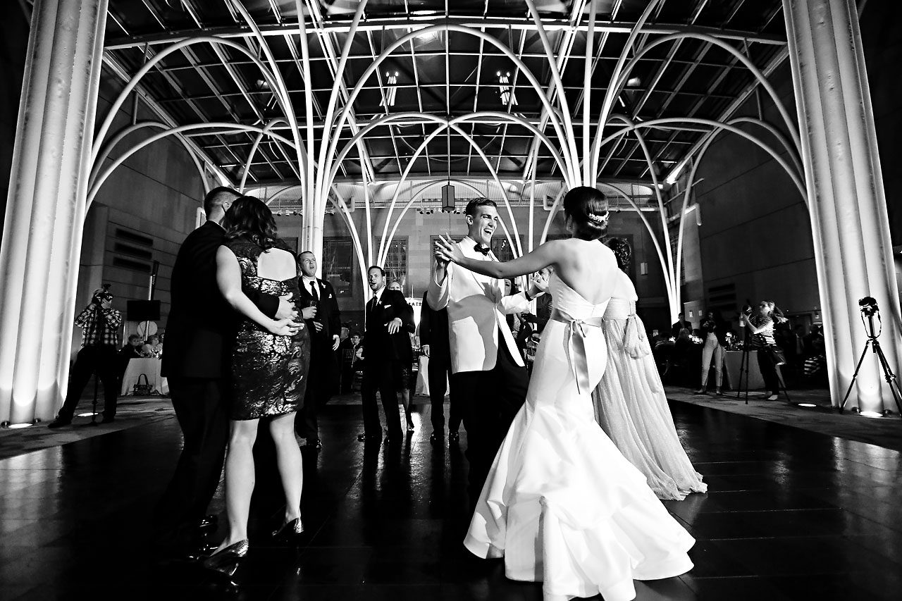 Christine Ryan Indianapolis Central Library Wedding 330