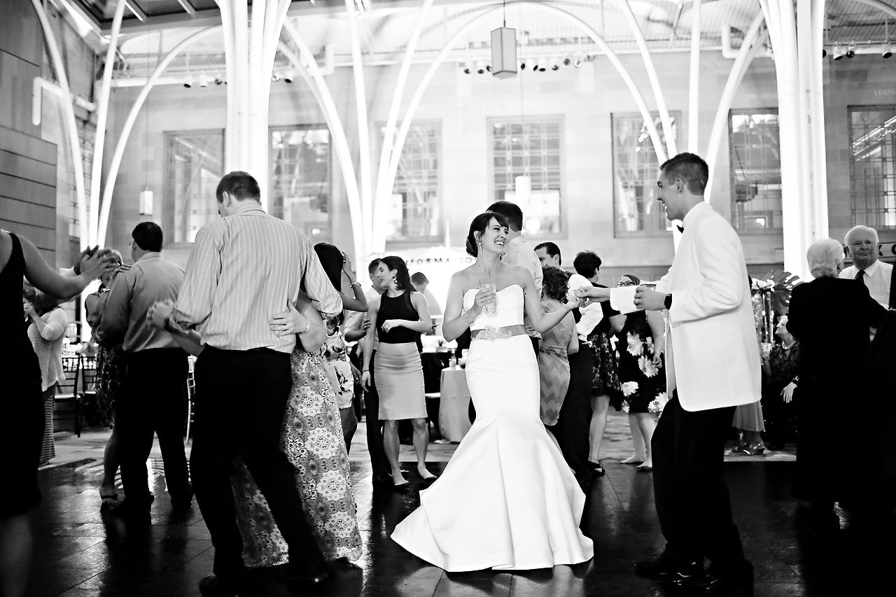 Christine Ryan Indianapolis Central Library Wedding 375