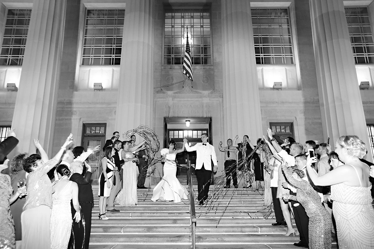 Christine Ryan Indianapolis Central Library Wedding 379
