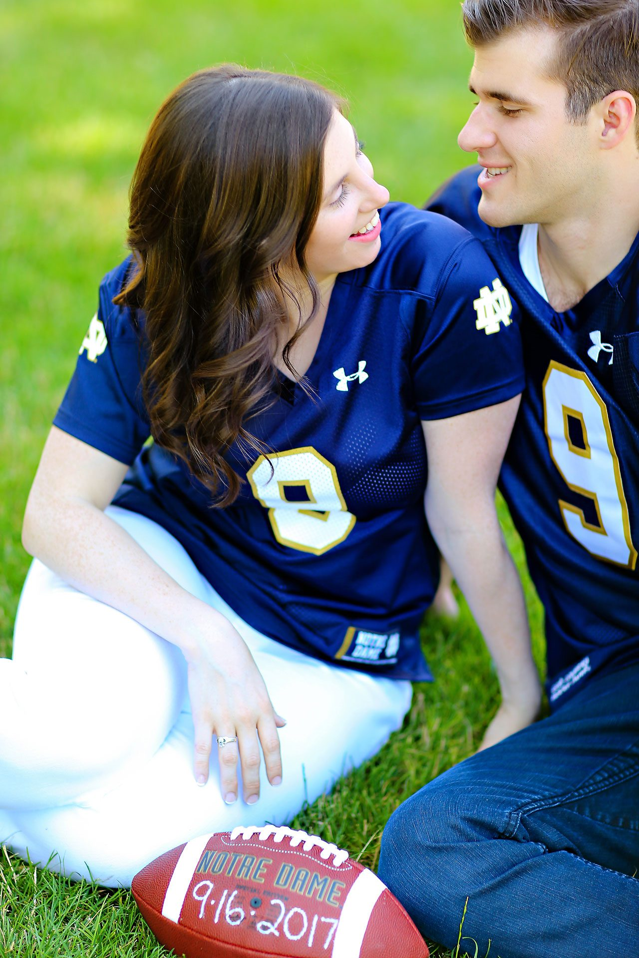 Jessie Chris Notre Dame Engagement Session 004
