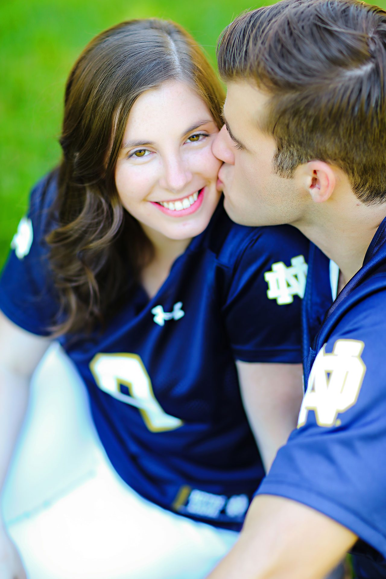 Jessie Chris Notre Dame Engagement Session 012