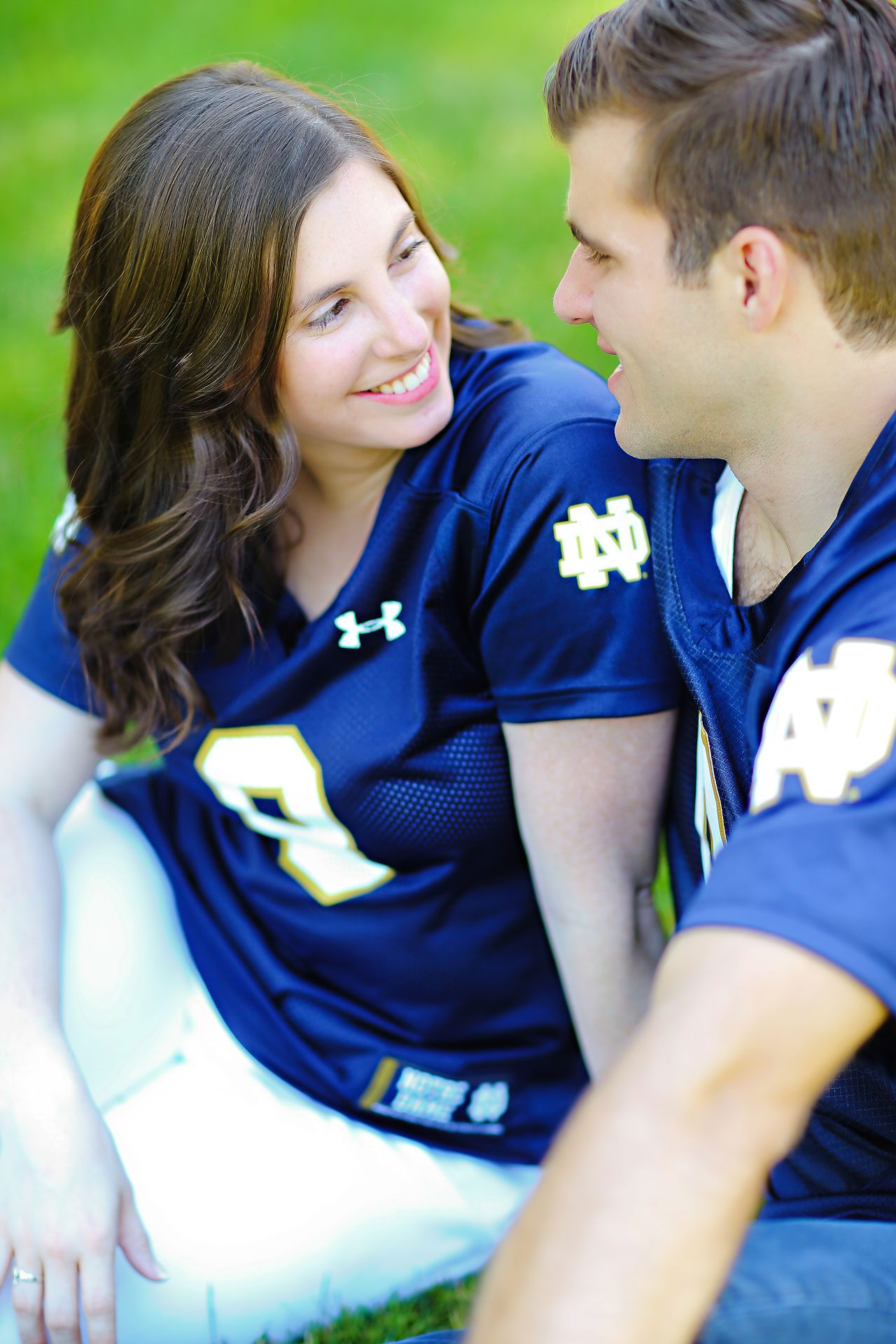Jessie Chris Notre Dame Engagement Session 014