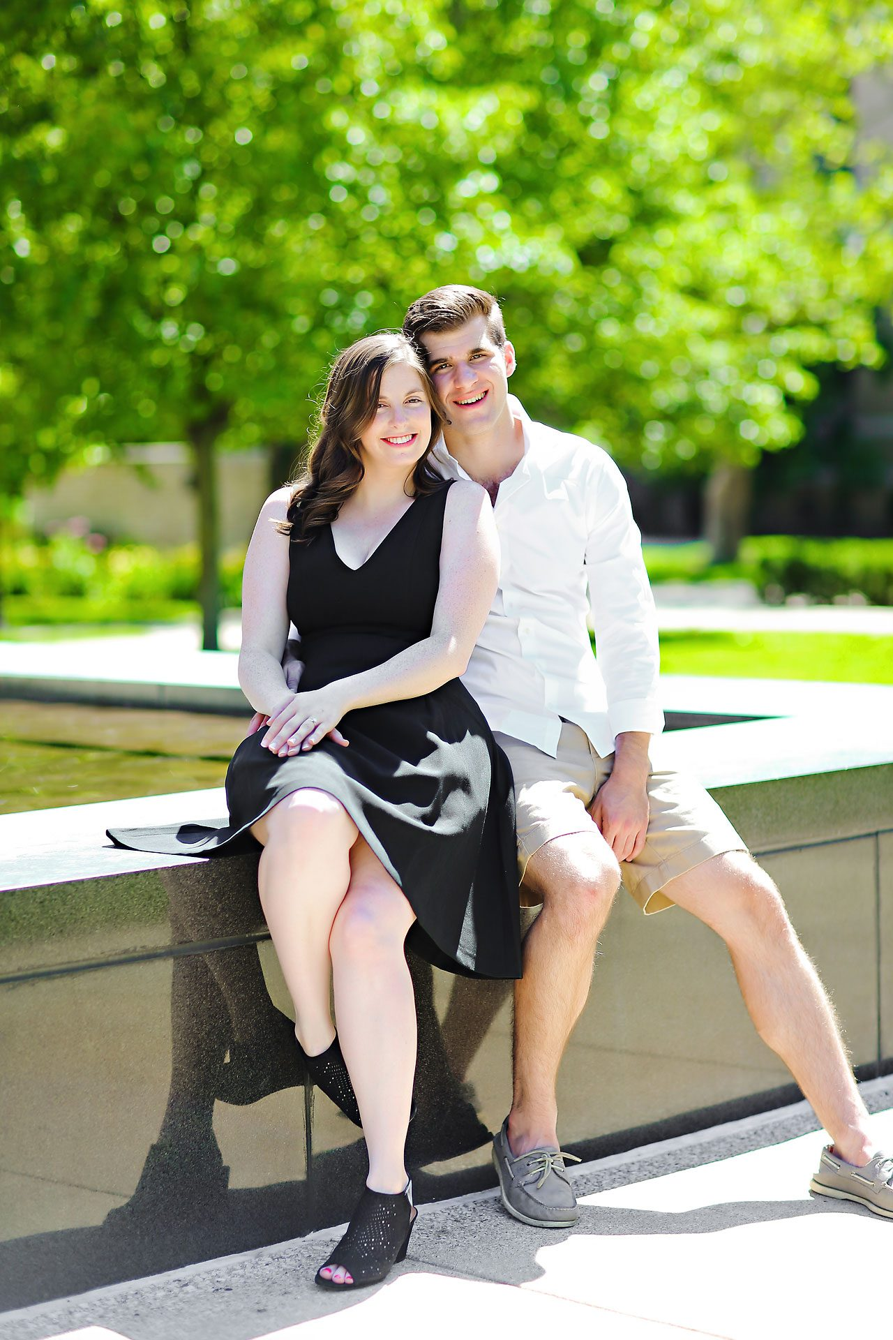 Jessie Chris Notre Dame Engagement Session 031